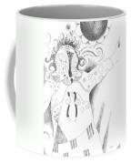 Exuberance Coffee Mug by Helena Tiainen