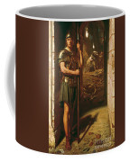 Faithful Unto Death Coffee Mug by Sir Edward John Poynter