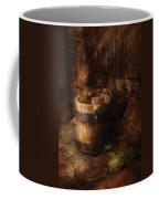 Farm - Pail - An Old Pail Coffee Mug by Mike Savad