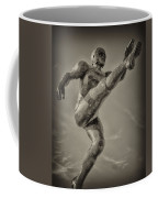 Field Goal Coffee Mug by Bill Cannon