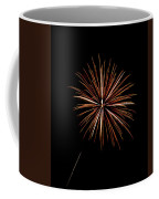 Fire Works Coffee Mug by Gary Langley