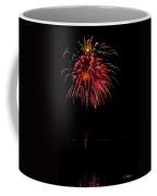 Fireworks II Coffee Mug by Christopher Holmes