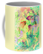 Fish Dreams Coffee Mug by Rachel Christine Nowicki