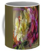 Floral Inspiration Coffee Mug by John Robert Beck