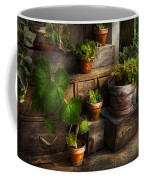 Flower - Plant - A Summers Soak  Coffee Mug by Mike Savad
