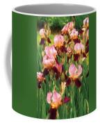 Flower - Iris - Gy Morrison Coffee Mug by Mike Savad