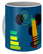 Formes - 03b Coffee Mug by Variance Collections