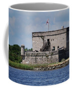 Fort Matanzas Coffee Mug by Skip Willits