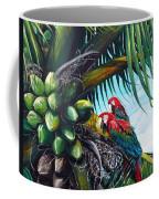 Friends Of A Feather Coffee Mug by Karin  Dawn Kelshall- Best
