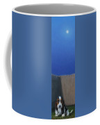 Full Moon Coffee Mug by James W Johnson