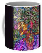 Garden Of Forgiveness Coffee Mug by Kurt Van Wagner