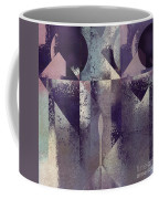 Geomix-04 - C57at22b2e Coffee Mug by Variance Collections