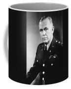 George Marshall Coffee Mug by War Is Hell Store