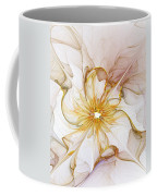 Golden Glow Coffee Mug by Amanda Moore
