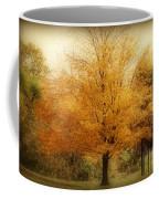 Golden Tree Coffee Mug by Sandy Keeton