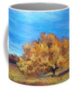 Golden Tree Coffee Mug by Susan Jenkins