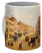 Guildford High Street Coffee Mug by English School