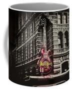 Hard Rock Philly Coffee Mug by Bill Cannon