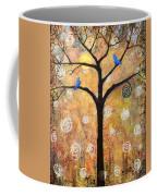 Harvest Moon Coffee Mug by Blenda Studio