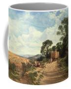 Harvest Time Coffee Mug by George Vicat Cole
