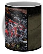 Hell Coffee Mug by James W Johnson