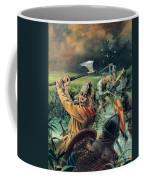 Hereward The Wake Coffee Mug by Andrew Howat