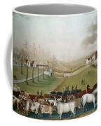 Hicks: Cornell Farm, 1848 Coffee Mug by Granger
