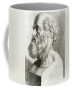Hippocrates, Greek Physician Coffee Mug by Science Source