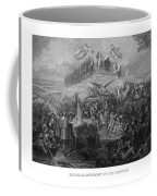 Historical Monument Of Our Country Coffee Mug by War Is Hell Store