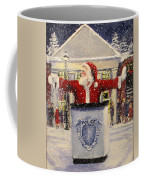 Ho Ho Go... Coffee Mug by Jack Skinner