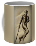 Home Run Coffee Mug by Bill Cannon