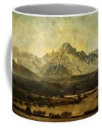 Home Series - The Grandeur Coffee Mug by Brett Pfister