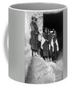 Hopi Maidens, 1906 Coffee Mug by Granger
