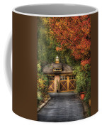 House - Classy Garage Coffee Mug by Mike Savad