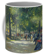 Hyde Park - London  Coffee Mug by Count Girolamo Pieri Nerli