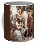 Hypatia Of Alexandria, Mathematician Coffee Mug by Science Source