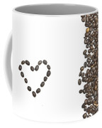 I Love Coffee Coffee Mug by Joana Kruse