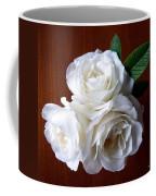 Iceberg Rose Trio Coffee Mug by Will Borden