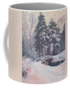 Icy Stream Coffee Mug by Dianne Panarelli Miller