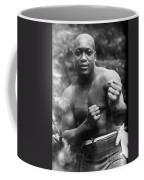 Jack Johnson (1878-1946) Coffee Mug by Granger