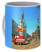 Jackson Square Coffee Mug by Steve Harrington