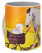 Jake Coffee Mug by Pat Saunders-White