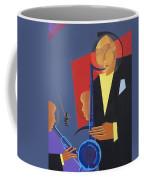 Jazz Sharp Coffee Mug by Kaaria Mucherera