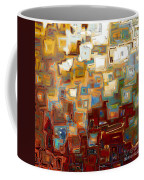 Jesus Christ The Mighty One Coffee Mug by Mark Lawrence