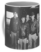 Jimmy Doolittle And His Crew Coffee Mug by War Is Hell Store