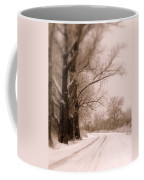 Just Around The Bend  Coffee Mug by Carol Groenen