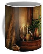 Kitchen - One Fine Evening Coffee Mug by Mike Savad