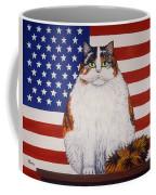 Kitty Ross Coffee Mug by Linda Mears