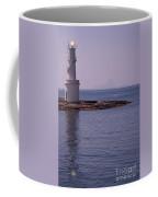 La Sabina Lighthouse Formentera And The Island Of Es Vedra Coffee Mug by John Edwards