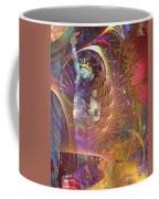 Lady Liberty Coffee Mug by John Robert Beck